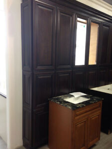 PANTRY WALL CABINET CLEARANCE!!!JUST FOR $1399!!MAPLE WOOD!!!