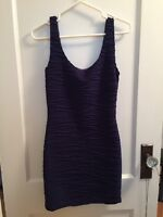 Purple dress from Eclipse  Fredericton New Brunswick Preview