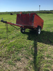 2 trailers for sale