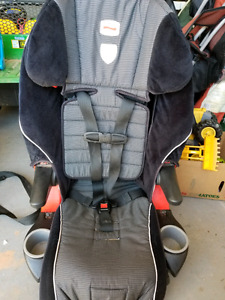 Britax Frontier Harness to Booster Seat