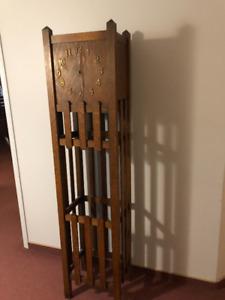 Pequegnat Canada Antique Hall Clock Case