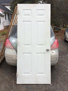 Metal Exterior Door