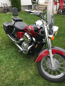 Honda Shadow ACE 750 2002