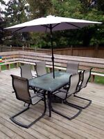 9-Piece Patio Set