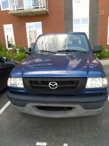 PICK-UP MAZDA  BLEU /  2009 / CONDITION A+