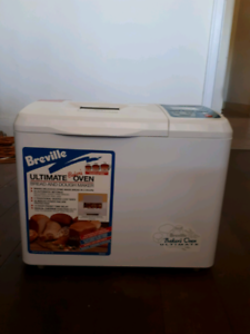Breville bread maker Maylands Bayswater Area Preview