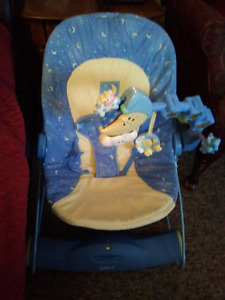 SAFETY 1ST BABY VIBRATING & ROCKING CHAIR