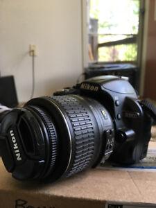 Nikon 3100 for sale