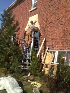 50%OFF! windows and doors  sliding door  front door 416-661-6666 Cambridge Kitchener Area image 2