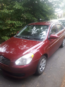 For Sale: 2009 Hyundai Accent, Low Mileage!