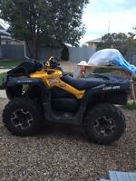 2014 can am 650