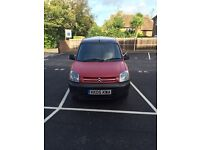 2005 Citron berlingo 1.9 NO VAT £1200