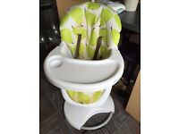 Cosatto 3 Sixti Highchair - Pear