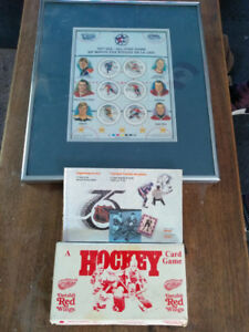 Vintage Hockey Collection - $40