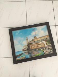 Framed paintings for home decoration