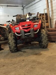 2003 can-am outlander
