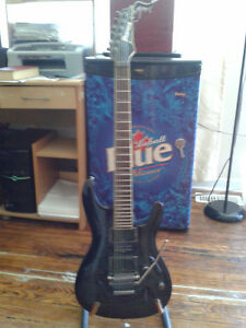 Ibanex Shred Guitar with ZR Floating Bridge