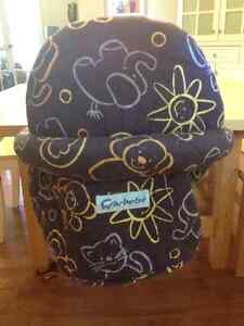 portable baby table top high chair Kitchener / Waterloo Kitchener Area image 3