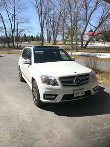 2012 Mercedes-Benz GLK-Class 4MATIC with Sport Package