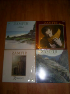 ZAMFIR RECORD COLLECTION