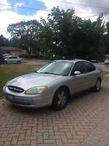 2002 Ford Taurus Sedan London Ontario image 1