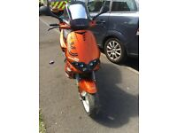 Gilera runner 172 reg as a 50