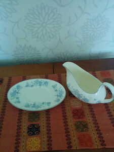 Royal Doulton Gravy Boat and matching saucer