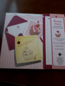Planner related booklet
