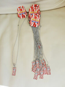 Cute Bacon Necklaces on Silver Adjustable chains - Brand new Kitchener / Waterloo Kitchener Area image 2