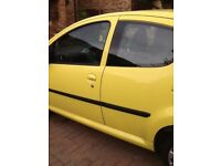 Pug 107 20 pound a year road tax ex condition