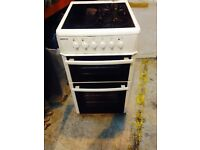 Beko 50 cm electric cooker in mint condition with a warranty of three momthsn