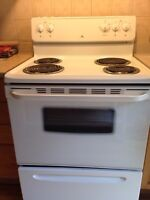 Electric stove for immediate sale