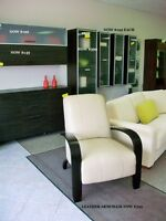 DEALS THRU ENTIRE STORE. SWIVEL CHAIR & OTHER STARTING AT $399.