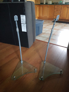 Speaker stands - set of 4
