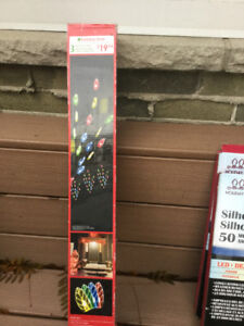 3 LED LAWN STAKES-CHRISTMAS LIGHTING DECORATION