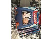 Family guy DVDs season 1-14
