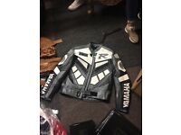 Yamaha motorbike jacket available for purchase!!!!
