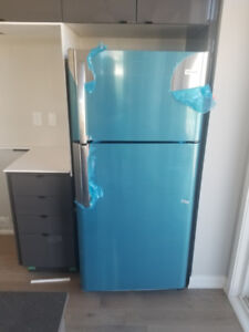 Fridge, Stove, Dishwasher