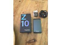 Blackberry Z10 excellent condition £80