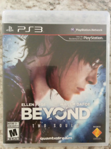 Beyond two souls comme neuf