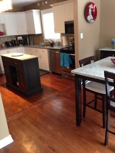 Kanata Entire House Rental daily rental furnished also AIRBNB