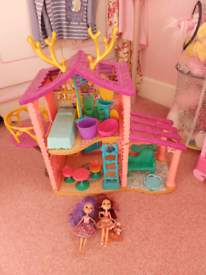 Enchantimals house