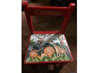 Child's chair x 2
