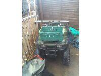 Honda trx350 2wd farm quad