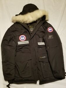 Manteau style similaire Canada Goose pour homme, taille XL
