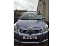 Toyota verso T spirit D-4D diesel 2.0l 7 seater (2010) REDUCED!!!