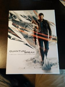 Quantum Break Timeless Collector's Edition - MINT no game