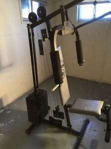york 4180 home gym manual