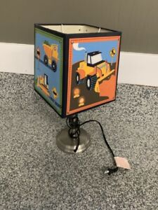 Child construction lamp