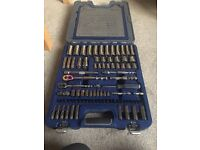 Snap on blue point tool set